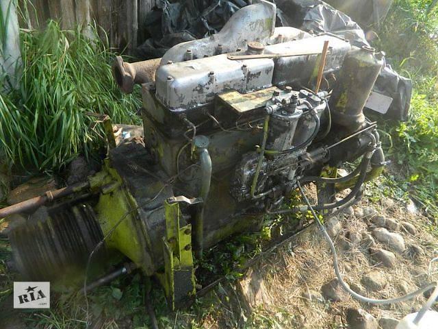 бу Б/у двигатель om-360 для спецтехники Claas Dominator в Тернополе