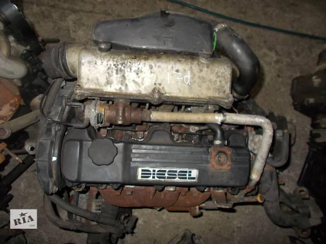 продам Б/у Двигатель Opel Astra F 1,7d isuzu бу в Стрые