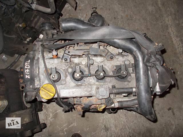 купить бу Б/у Двигатель Opel Combo 1,7cdti № Z17DTL в Стрые