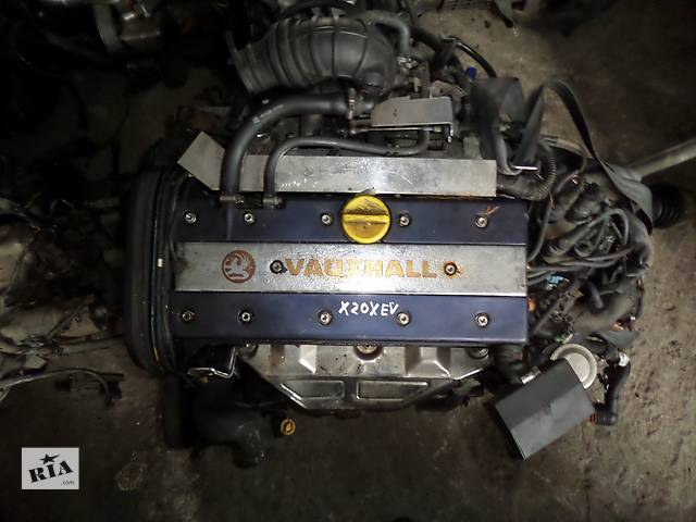 купить бу Б/у Двигатель Opel Omega B 2,0 бензин X20XEV в Стрые