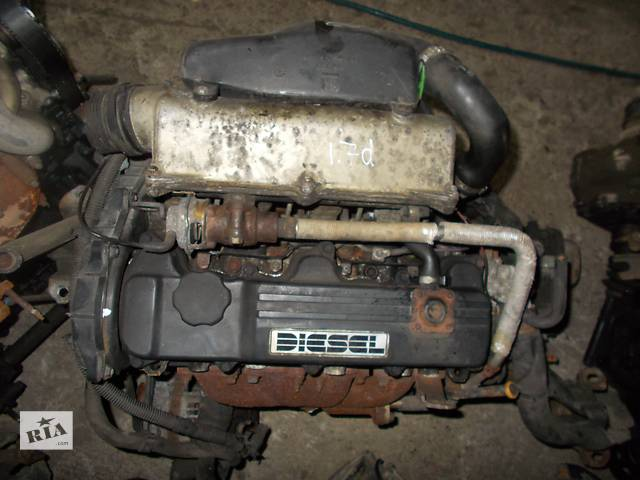 продам Б/у Двигатель Opel Vectra A 1,7d isuzu бу в Стрые