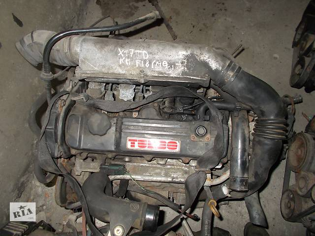 продам Б/у Двигатель Opel Vectra B 1,7td isuzu бу в Стрые