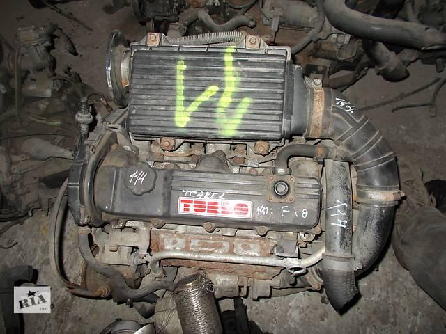 бу Б/у Двигатель Opel Vectra B 1,7td isuzu в Стрые