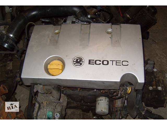 бу Б/у Двигатель Opel Vectra B 1.8 бензин № Z18XE в Стрые
