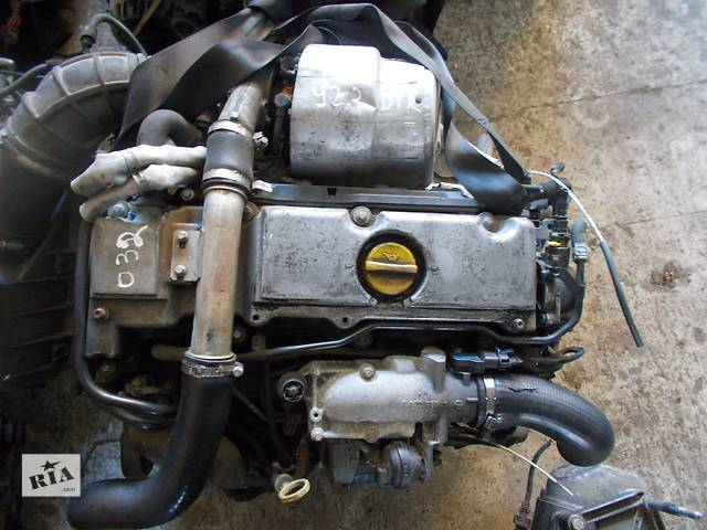 бу Б/у Двигатель Opel Zafira 2,2DTI № Y22DTR в Стрые
