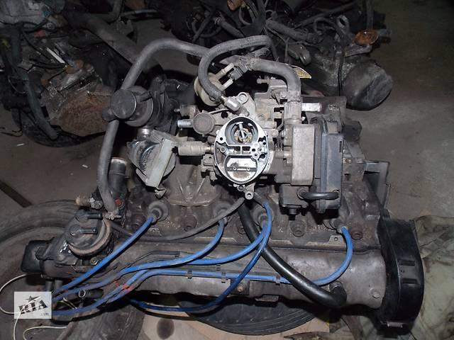 бу Б/у двигатель  Peugeot 1,9 карбюратор в Тернополе