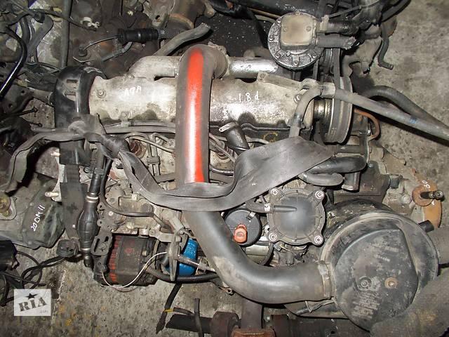 купить бу Б/у Двигатель Peugeot 405 1.8 d № A9A 1990-1992 в Стрые