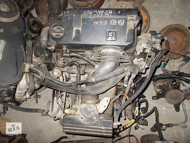 Б/у Двигатель Peugeot 806 2,0 бензин PSA RFX- объявление о продаже  в Стрые