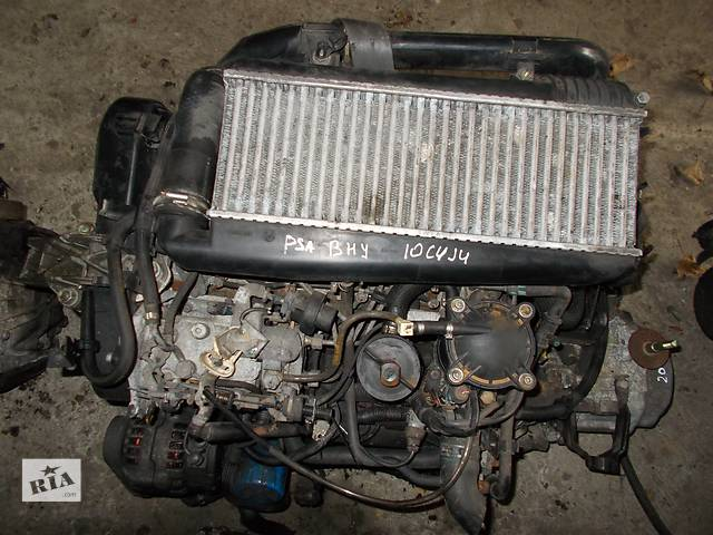 бу Б/у Двигатель Peugeot Expert 1,9td № PSA DHY в Стрые