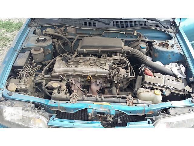 продам Б/у двигатель на запчасти Nissan Primera р10 1.6 бенз бу в Одессе