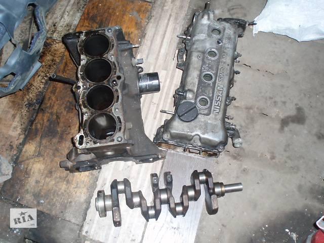 продам Б/у головка блока на  Nissan Primera р10 1.6 бенз 95г. бу в Одессе