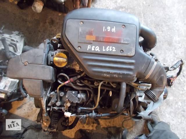 бу Б/у Двигатель Renault Kangoo 1,9D № F8Q L 662 в Стрые