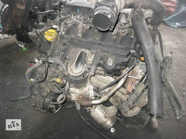 купить бу Б/у двигатель Renault Master 2.2 dci 1998-2010 в Ровно