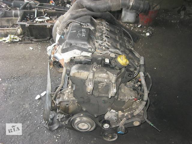 Б/у двигатель Renault Master 2.2 dci 1998-2010- объявление о продаже  в Ровно