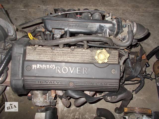 купить бу Б/у Двигатель Rover 600 1,4 бензин 16V № 14K4M в Стрые