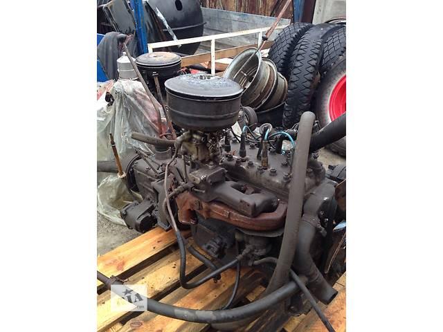 Б/у двигатель с коробкой ГАЗ 53- объявление о продаже  в Киеве