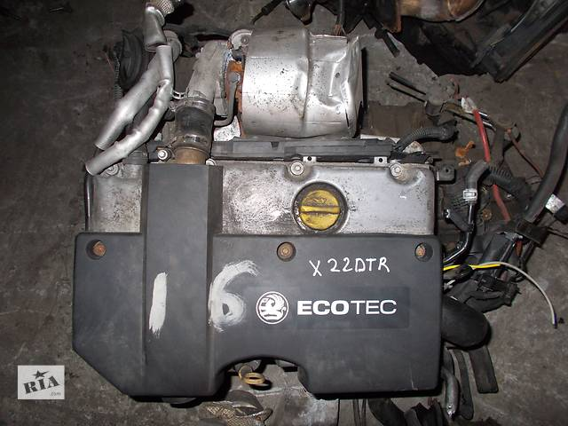 бу Б/у Двигатель Saab 9-3 2,2TiD № X22DTR в Стрые