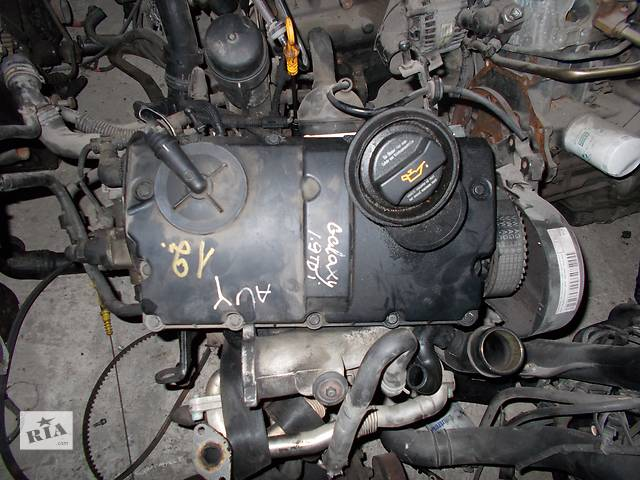 бу Б/у Двигатель Seat Alhambra 1.9 tdi № AUY в Стрые