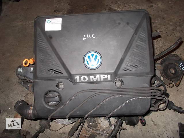 купить бу Б/у Двигатель Seat Arosa 1,0MPI № AUC в Стрые