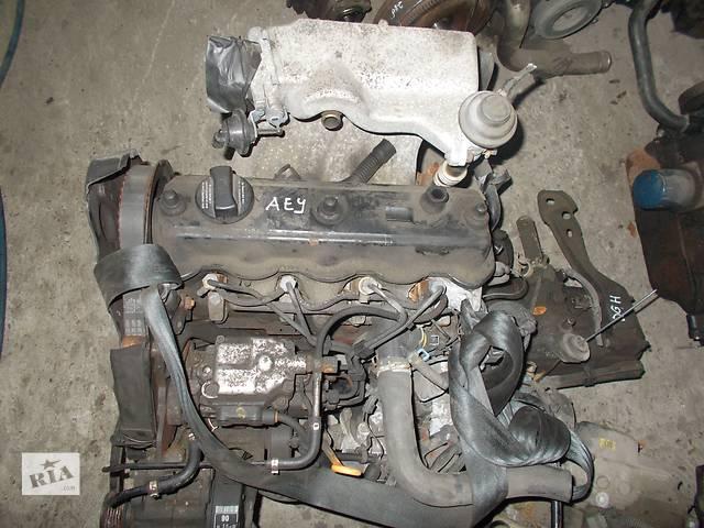купить бу Б/у Двигатель Seat Arosa 1.9 D SDI № AEY в Стрые