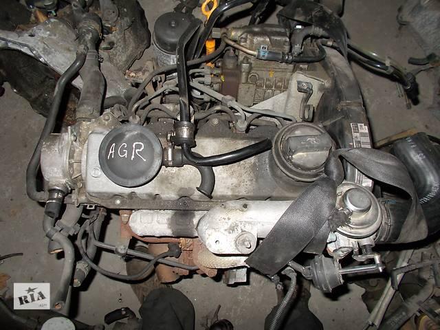 бу Б/у Двигатель Skoda Octavia 1.9 tdi № AGR в Стрые