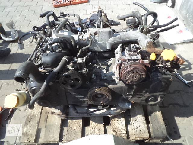 купить бу Б/у двигатель Subaru Forester в Киеве
