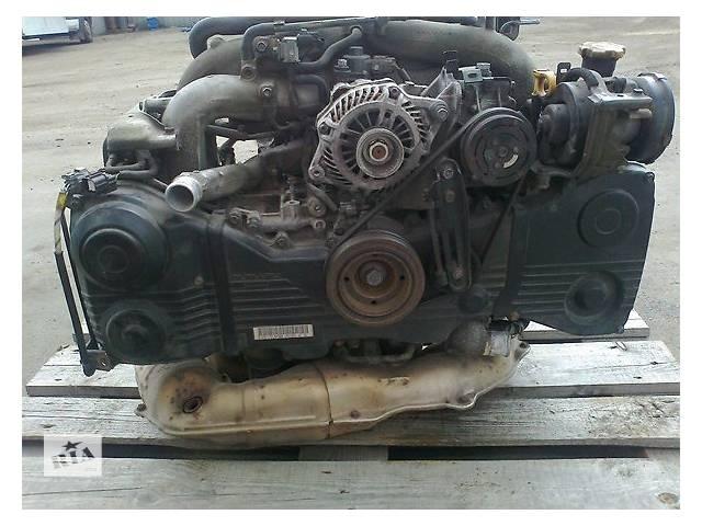 продам Б/у двигатель Subaru Impreza бу в Киеве