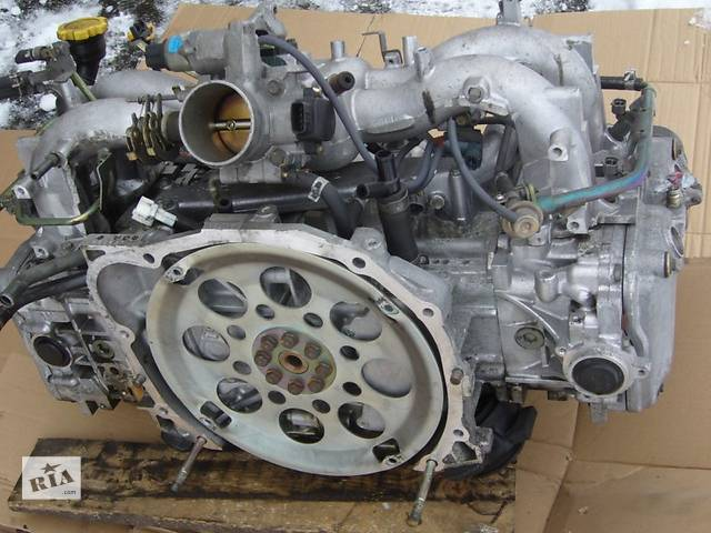 бу Б/у двигатель  Subaru Legacy в Киеве