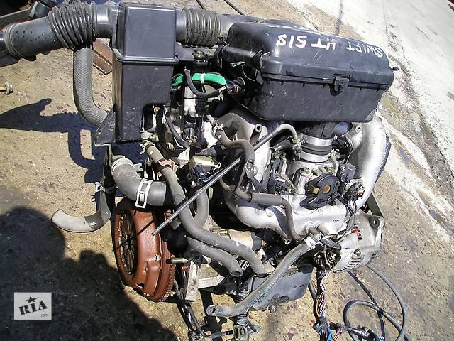 продам Б/у двигатель  Suzuki Swift бу в Киеве
