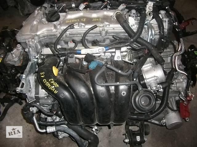 бу Б/у двигатель Toyota Avensis в Киеве