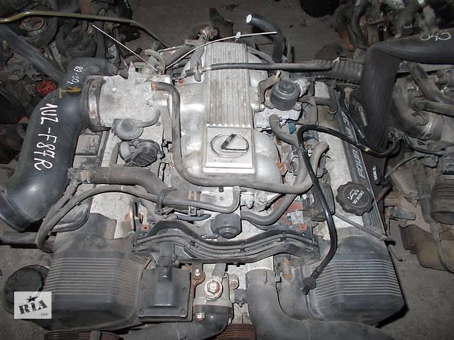 бу Б/у Двигатель Toyota Celsior 4.0 бензин 1UZ-FE non VVT-i 1989-1997 в Стрые
