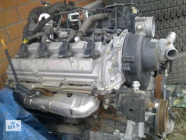 купить бу Б/у двигатель Toyota Land Cruiser 200 в Киеве