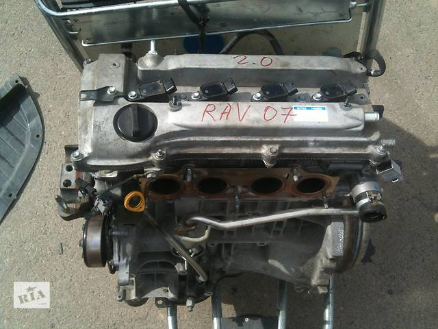 Б/у двигатель Toyota Rav 4- объявление о продаже  в Киеве