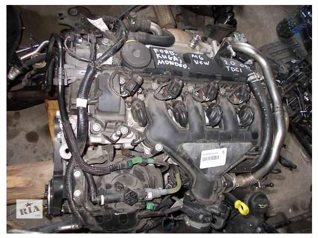 бу Б/у Двигатель в сборе Ford Kuga в Киеве