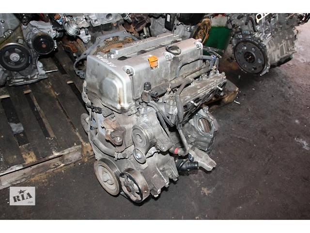 купить бу Б/у  Двигатель в сборе Honda Accord 2.4 2003-2008 в Киеве
