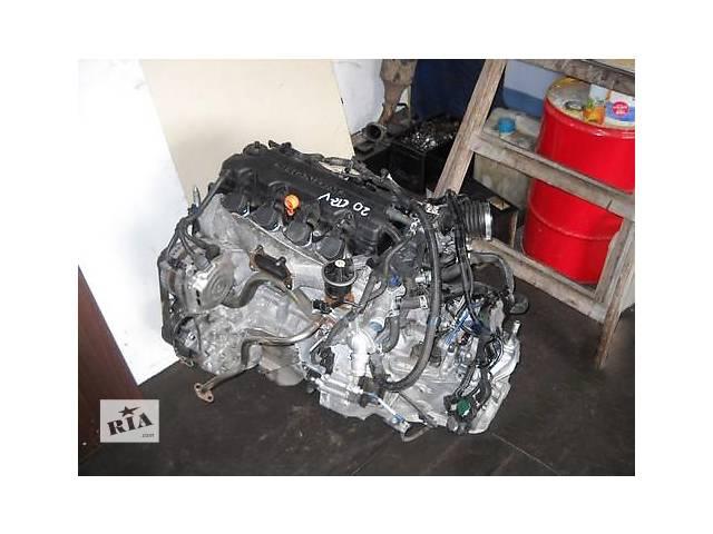 купить бу Б/у  Двигатель в сборе Honda CR-V 2.0 2006-2011 в Киеве