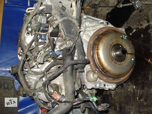 бу Б/у Двигатель в сборе Honda CR-V 2.4 в Киеве
