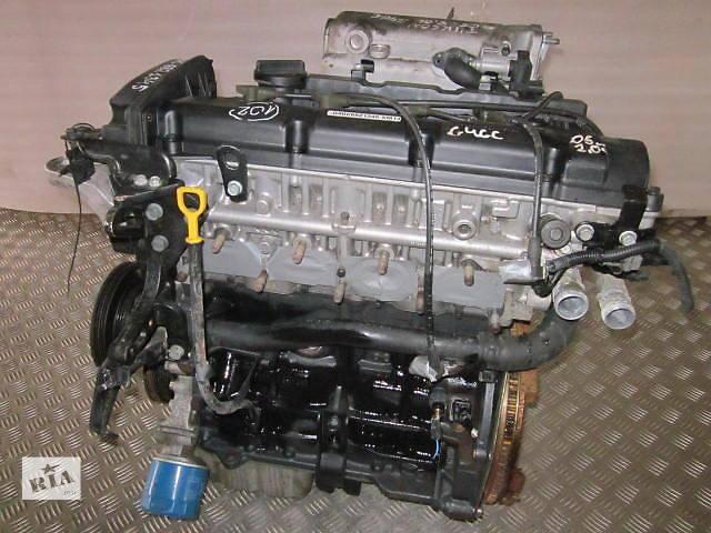 продам Б/у Двигатель в сборе Hyundai Tucson 2.0 G4GC бу в Киеве