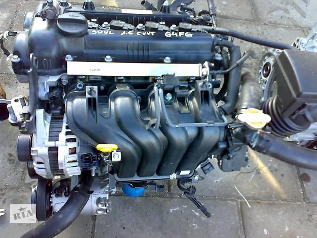 купить бу Б/у Двигатель в сборе Kia Soul 1.6 D4FG в Киеве