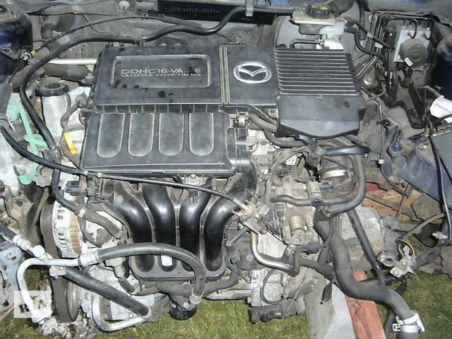 купить бу Б/у Двигатель в сборе Mazda 3 1.6 2003-2006 в Киеве