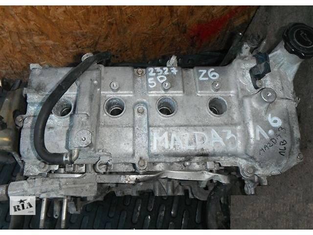 Б/у  Двигатель в сборе Mazda 3 1.6 2003- объявление о продаже  в Киеве