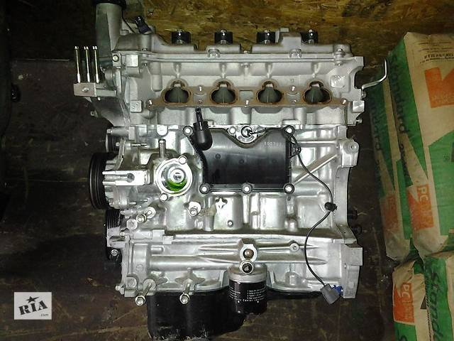 продам Б/у Двигатель в сборе Mazda 3 1.6 2009 бу в Киеве