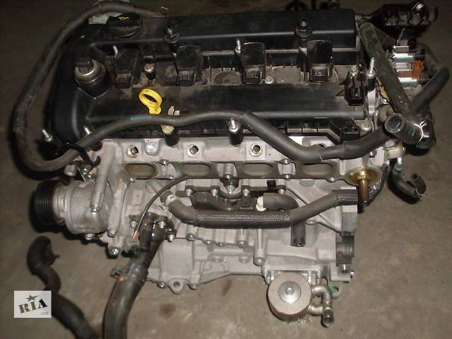 бу Б/у Двигатель в сборе Mazda 3 2.0 в Киеве