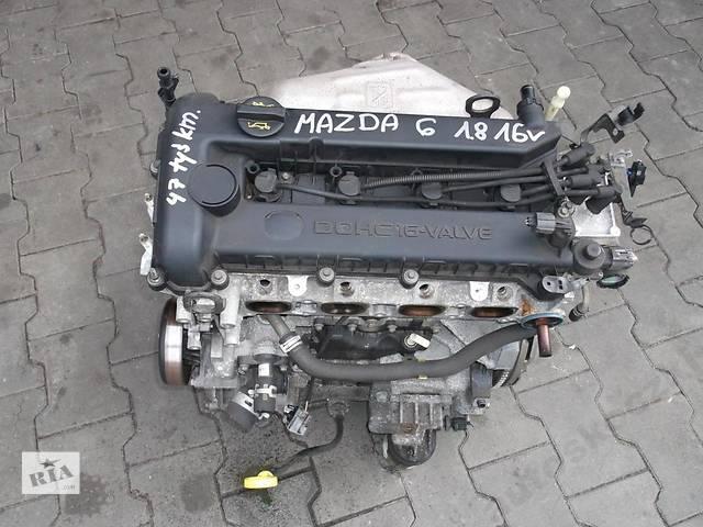 купить бу Б/у Двигатель в сборе Mazda 6 1.8 2003-2005 в Киеве