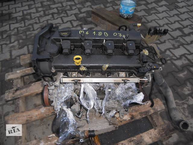 купить бу Б/у Двигатель в сборе Mazda 6 1.8 в Киеве