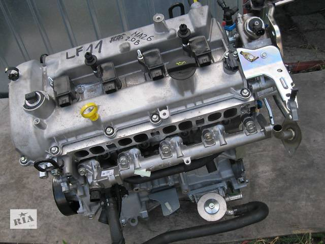 купить бу Б/у Двигатель в сборе Mazda 6 2.0 LF11 2002-2005 в Киеве