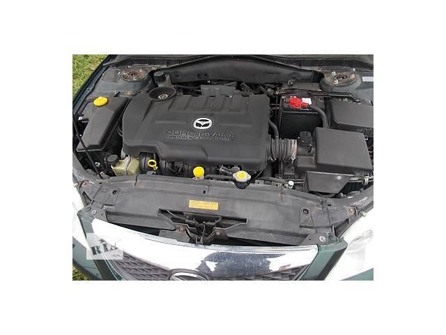 купить бу Б/у Двигатель в сборе Mazda 6 2.3 в Киеве