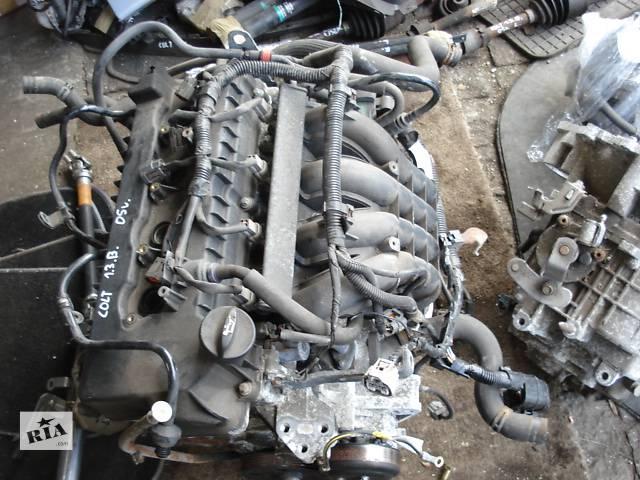 купить бу Б/у Двигатель в сборе Mitsubishi Colt 1.3 в Киеве
