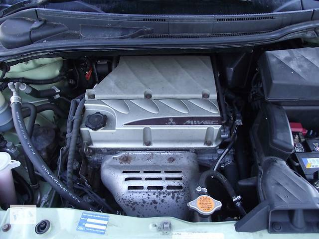 продам Б/у Двигатель в сборе Mitsubishi Grandis 2.4 бу в Киеве