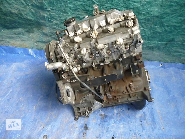 бу Б/у Двигатель в сборе Mitsubishi L 200 в Киеве